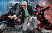 Stan Lee Civil War
