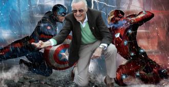 Stan Lee Civil War