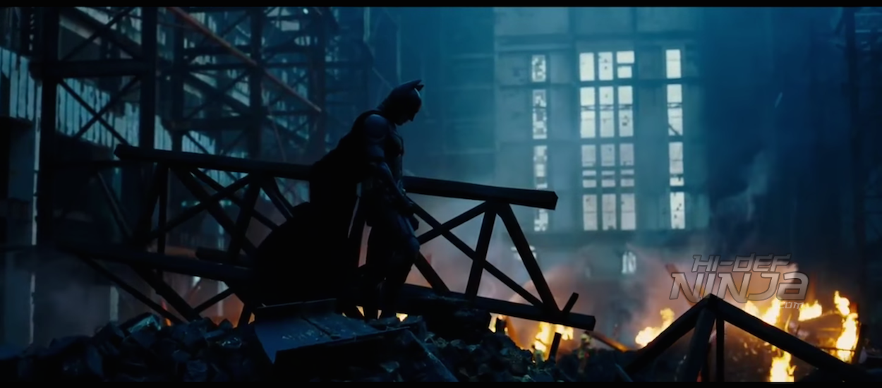 Superheroes in Film - The Dark Knight
