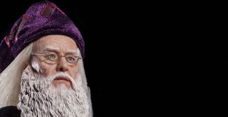 dumbledore features