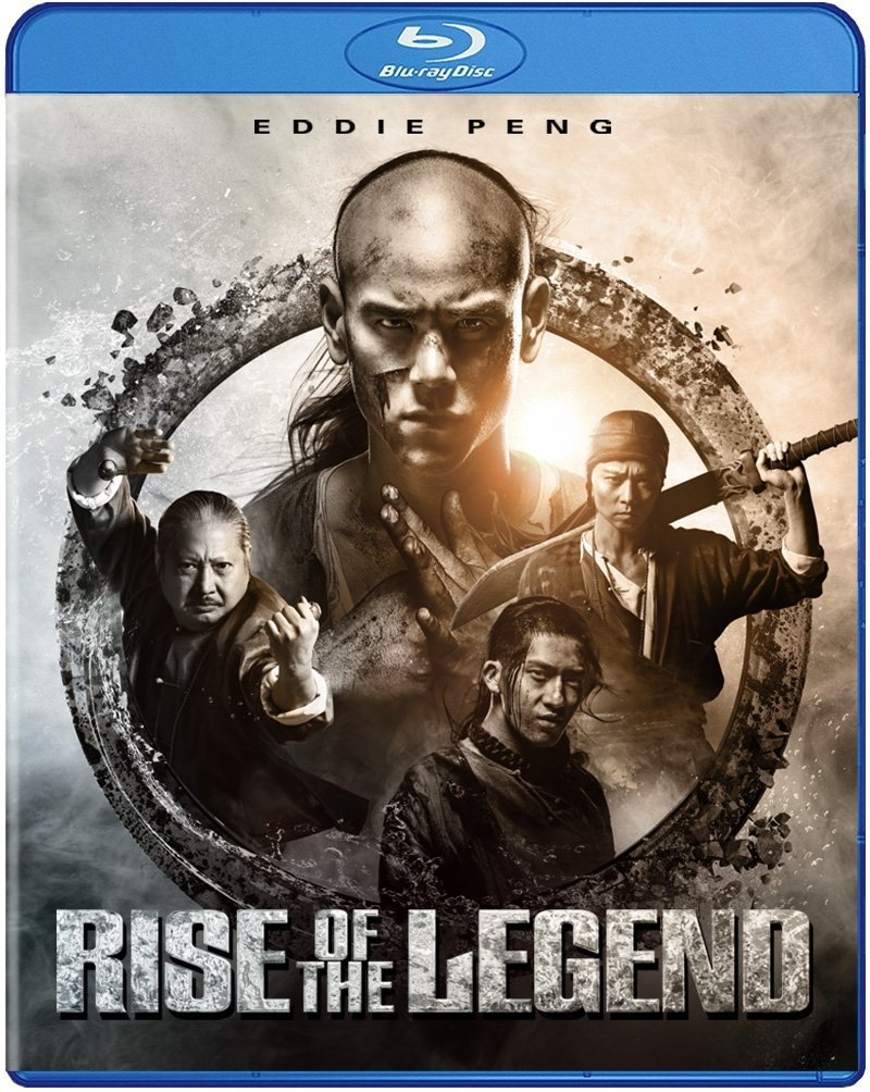 rise of the legend cover