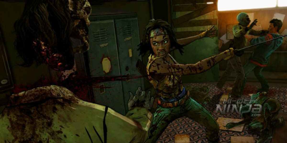 the walking dead-michonne-tt review-05