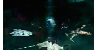 Star Wars No. 2 - 18x24