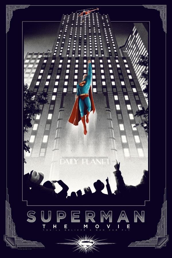 Supermanvariant
