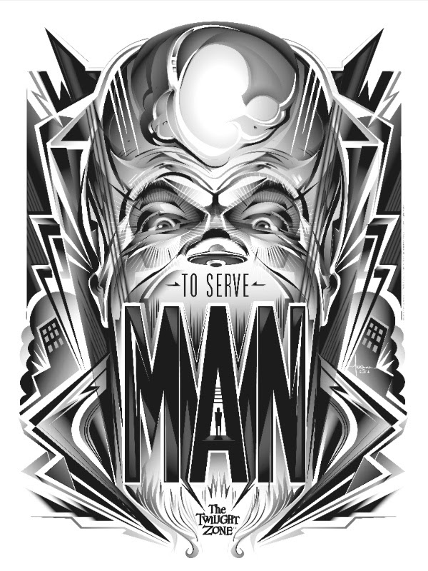 To Serve Man Arocena