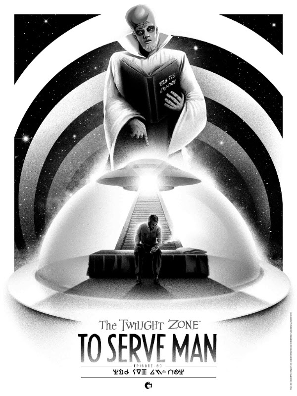 To Serve Man Connan
