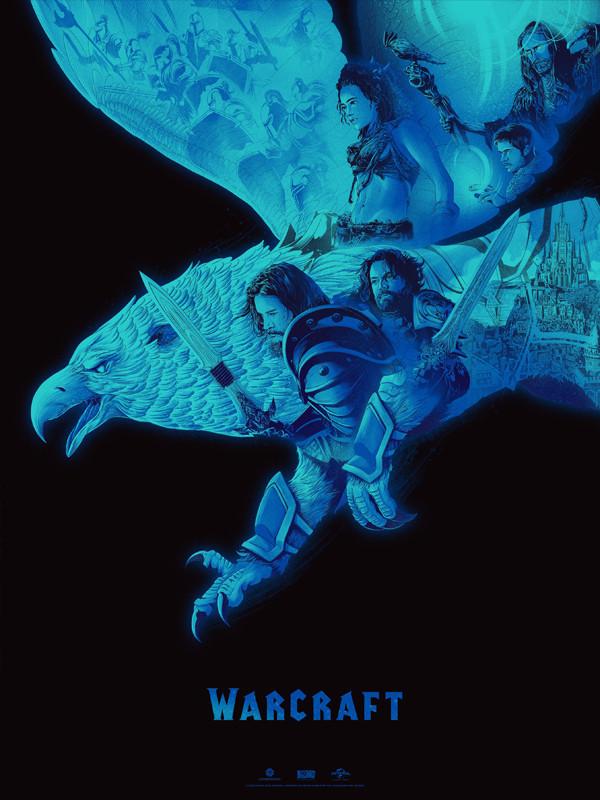 Warcraft print 2