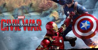 captain america civil war hot toys banner