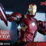 iron man XLVI civil war 13