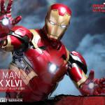 iron man XLVI civil war 16