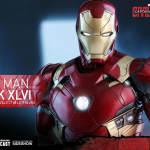 iron man XLVI civil war 18