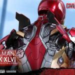 iron man XLVI civil war 20