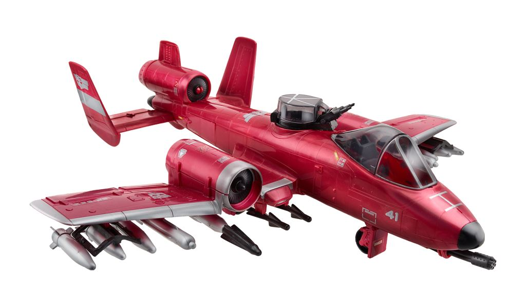 G.I. JOE AND THE TRANSFORMERS Set_Powerglide