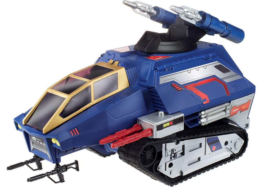 G.I. JOE AND THE TRANSFORMERS Set_Soundwave