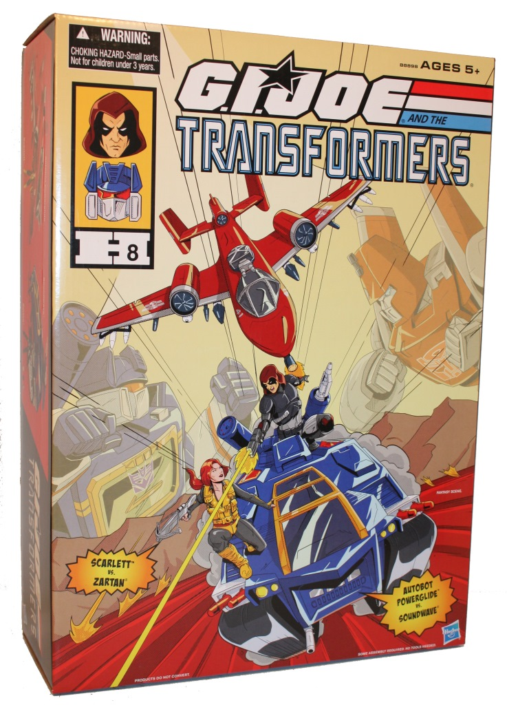 G.I. JOE AND THE TRANSFORMERS Set_pkg