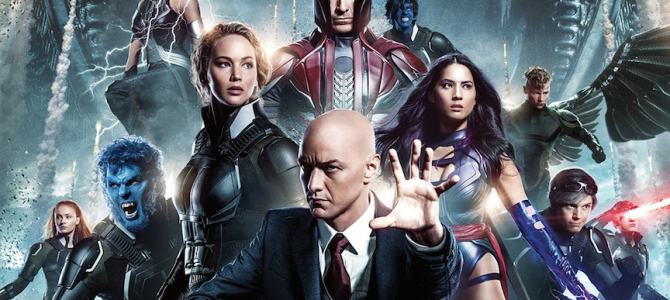 X-Men Apocalypse feature image