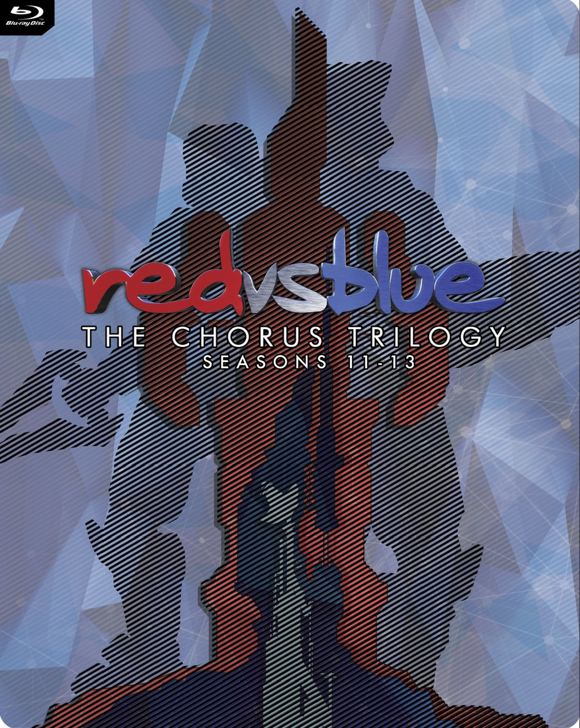 red vs blue chorus trilogy cover
