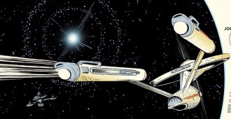 Wooden Starfleet var