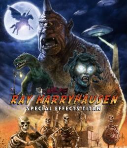 ray harryhausen cover
