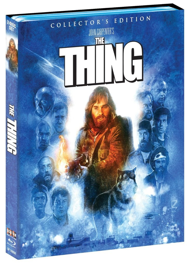 the thing SF cover