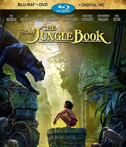 the jungle book live action cover