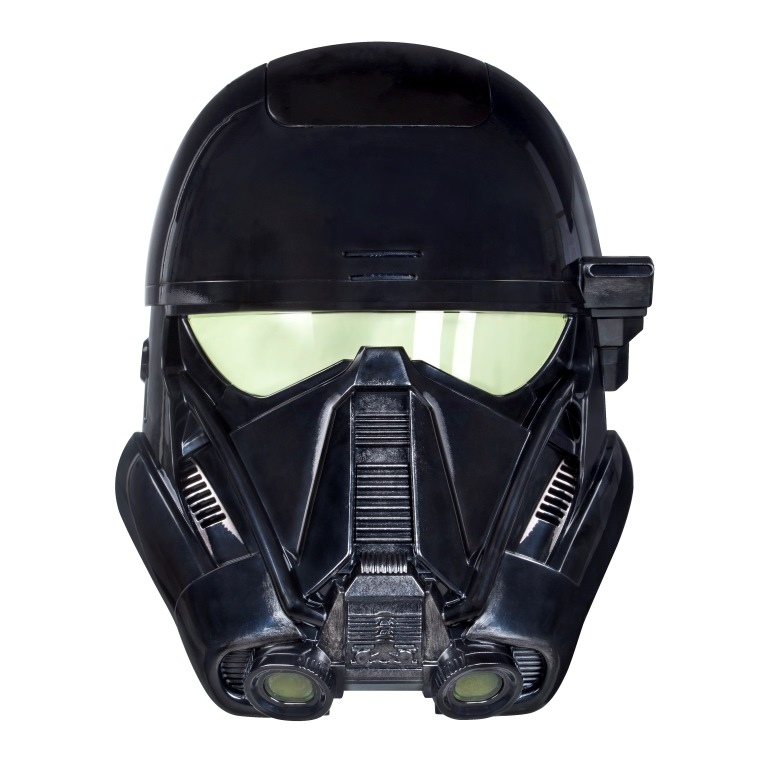 ROGUE ONE A STAR WARS STORY IMPERIAL DEATH TROOPER VOICE CHANGER MASK