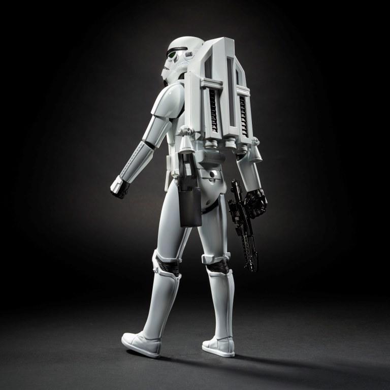 STAR WARS 12-INCH InteracTech Imperial Stormtrooper Figure - oop2