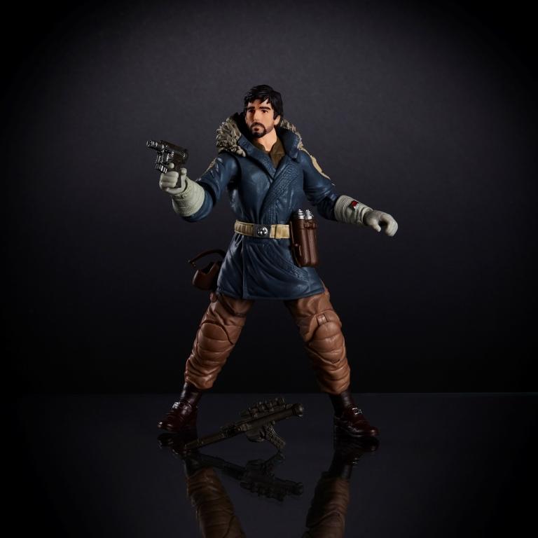 STAR WARS THE BLACK SERIES 6-Inch Figure Assortment (Captain Cassian Andor)