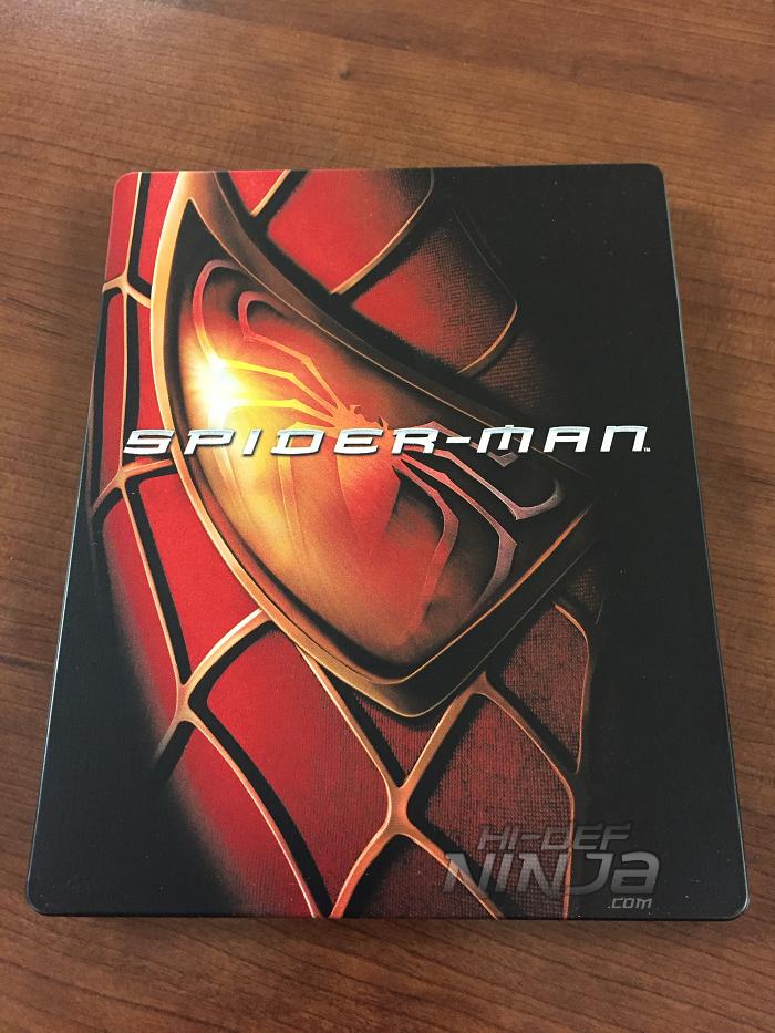 spidermanbluraysteelbook1