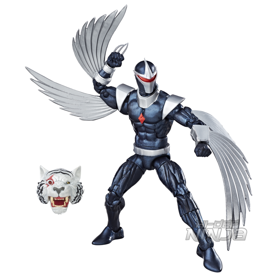 MARVEL GUARDIANS OF THE GALAXY VOL. 2 LEGENDS SERIES 6-INCH Figure Assortment (Darkhawk) - oop