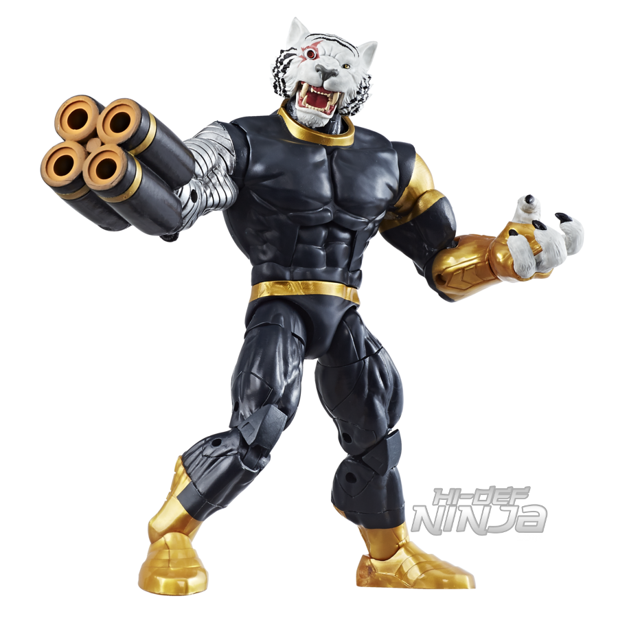 MARVEL GUARDIANS OF THE GALAXY VOL. 2 LEGENDS SERIES 6-INCH Figure Assortment (MarvelGÇÖs Titus) - Build A Figure