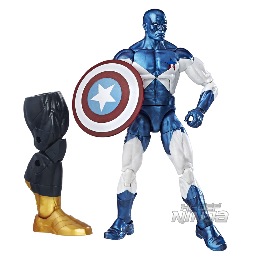 MARVEL GUARDIANS OF THE GALAXY VOL. 2 LEGENDS SERIES 6-INCH Figure Assortment (Vance Astro) - oop