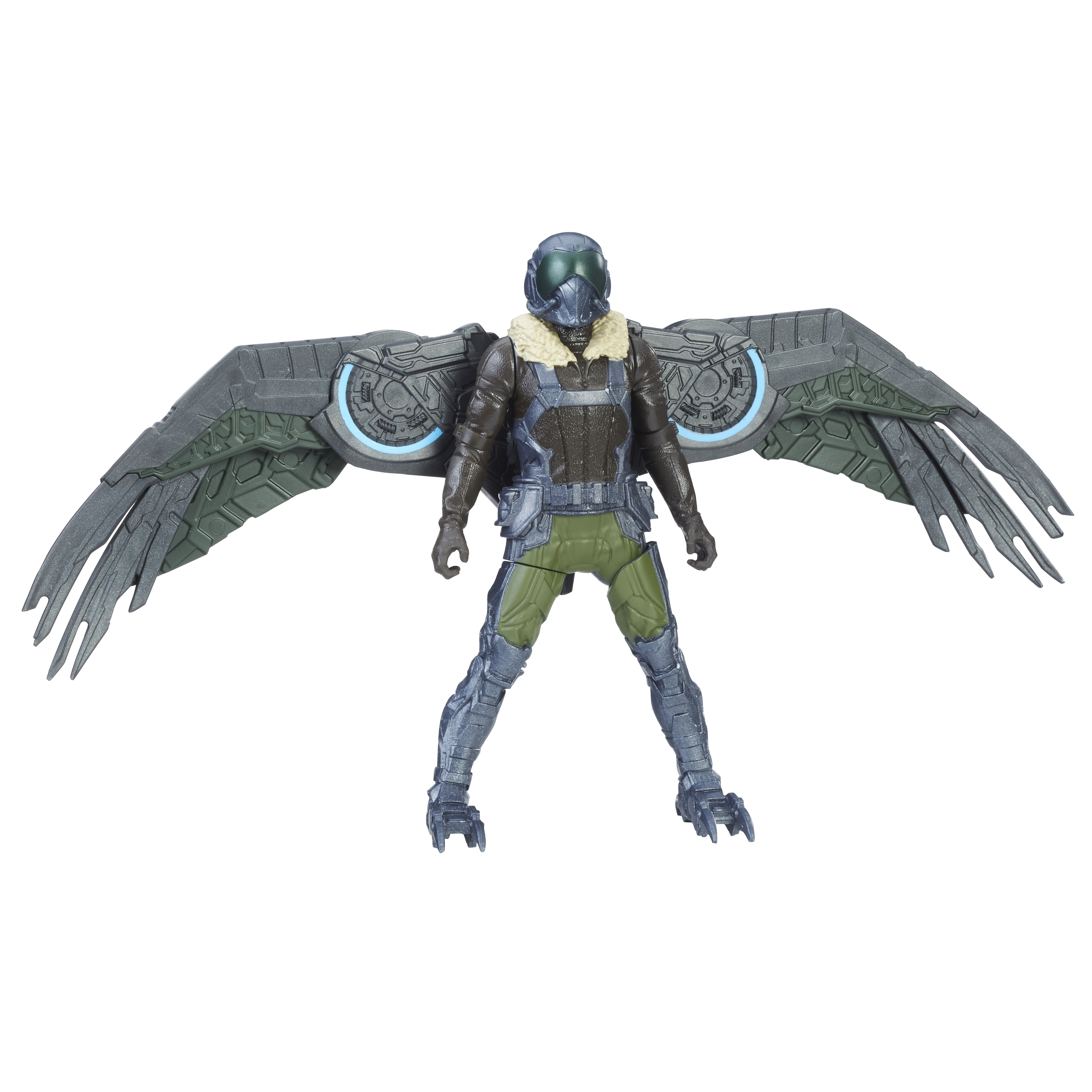 SPIDER-MAN HOMECOMING 6-INCH FEATURE Figure Assortment (Marvel's Vulture)