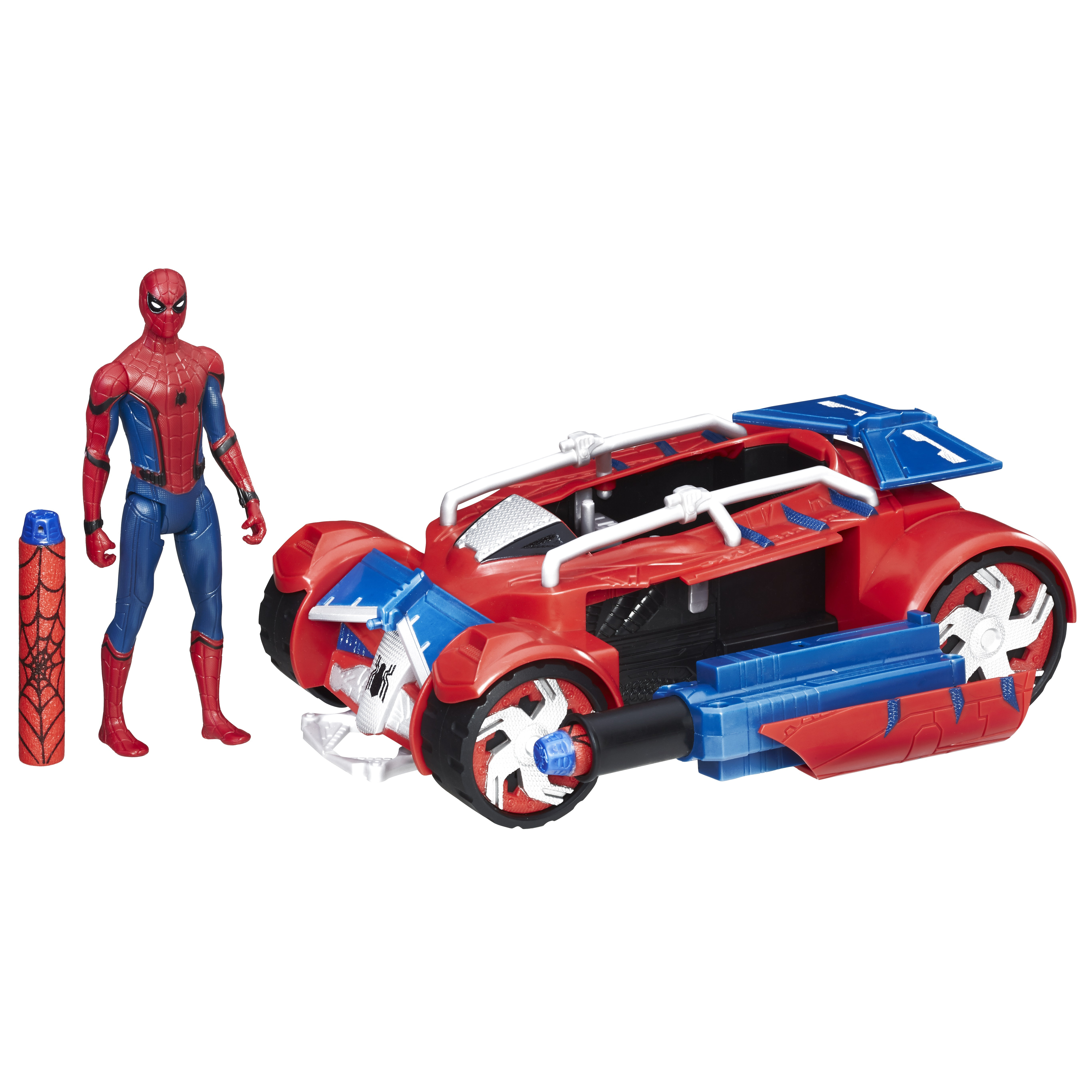 SPIDER-MAN HOMECOMING SPIDER RACER Vehicle
