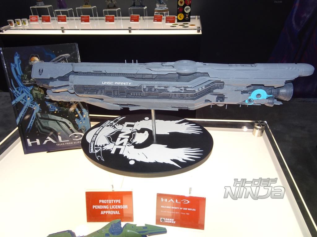 Toy Fair 2017] Dark Horse Toy Fair Showcase | Hi-Def Ninja