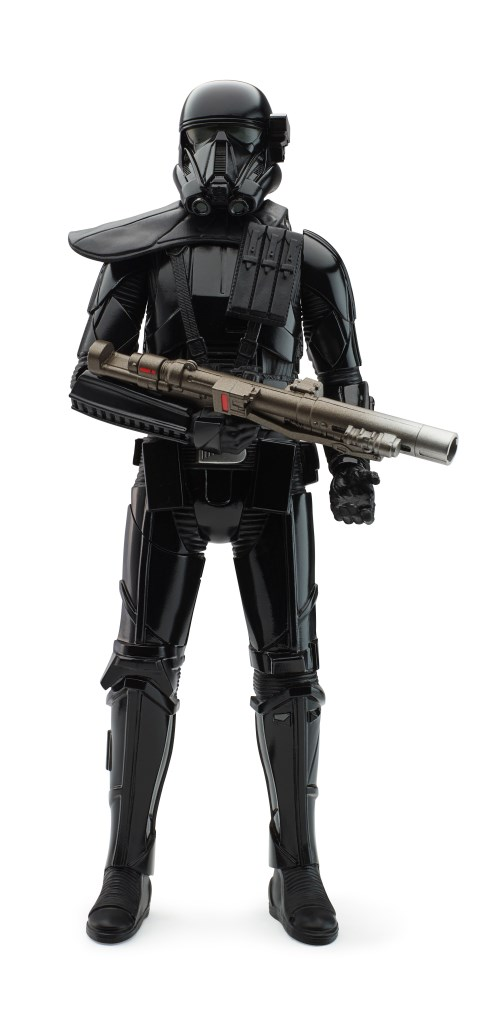 IMPERIAL DEATH TROOPER 12-INCH ELECTRONIC DUEL FIGURE (1)
