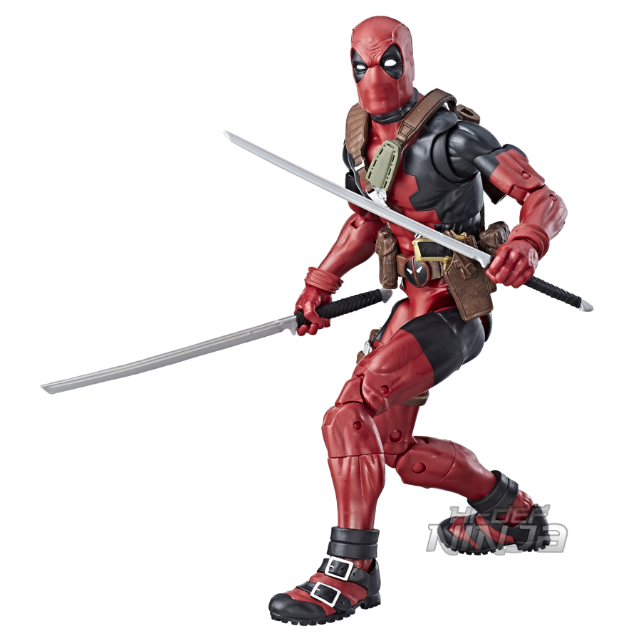 MARVEL LEGENDS SERIES 12-INCH Figures - Deadpool (1)