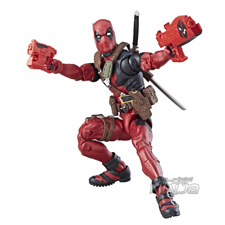 MARVEL LEGENDS SERIES 12-INCH Figures - Deadpool (2)