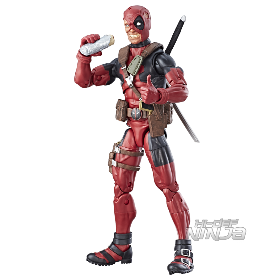 MARVEL LEGENDS SERIES 12-INCH Figures - Deadpool (3)