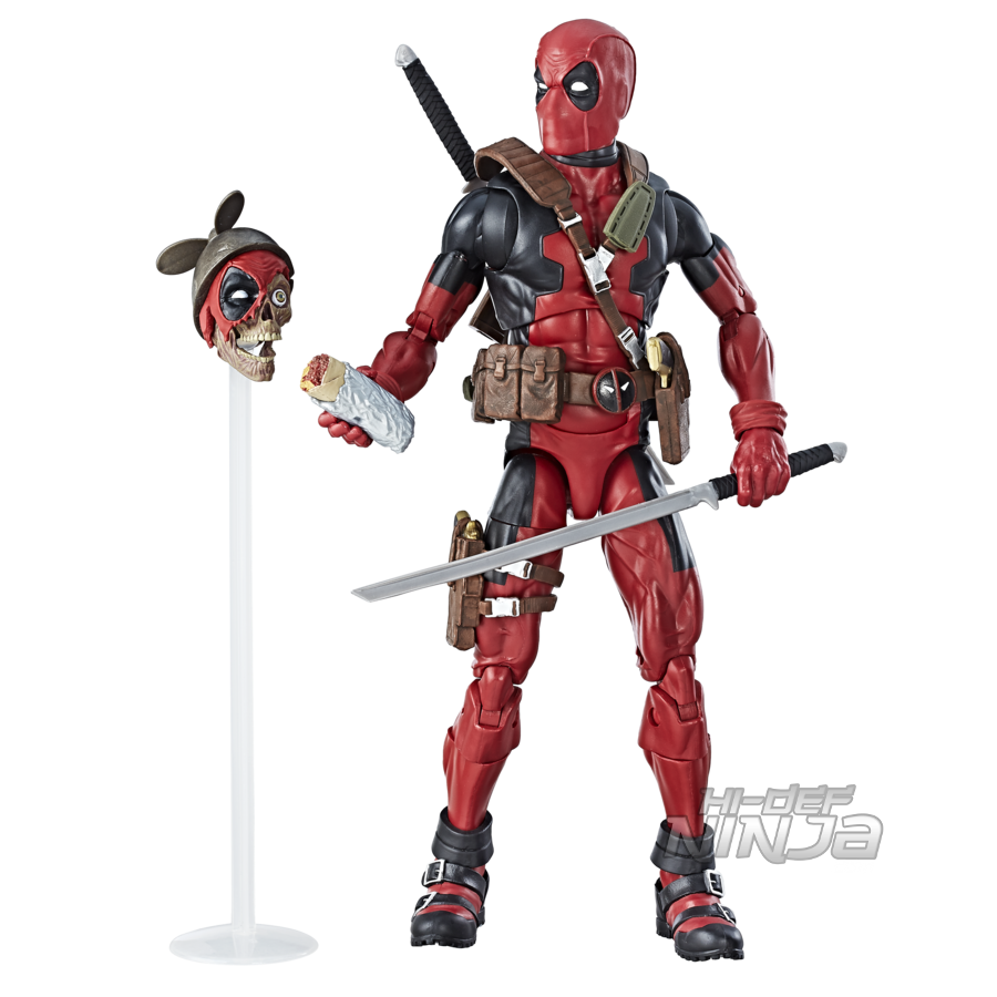 MARVEL LEGENDS SERIES 12-INCH Figures - Deadpool (4)