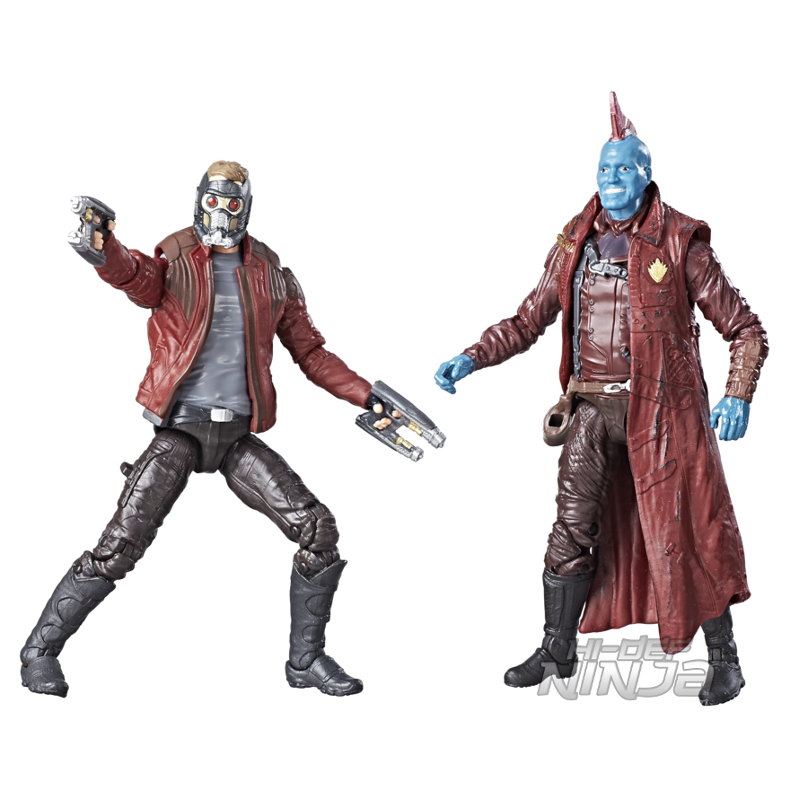 MARVEL LEGENDS SERIES 3.75-INCH 2-PACK Figure Assortment (GOTG) - oop