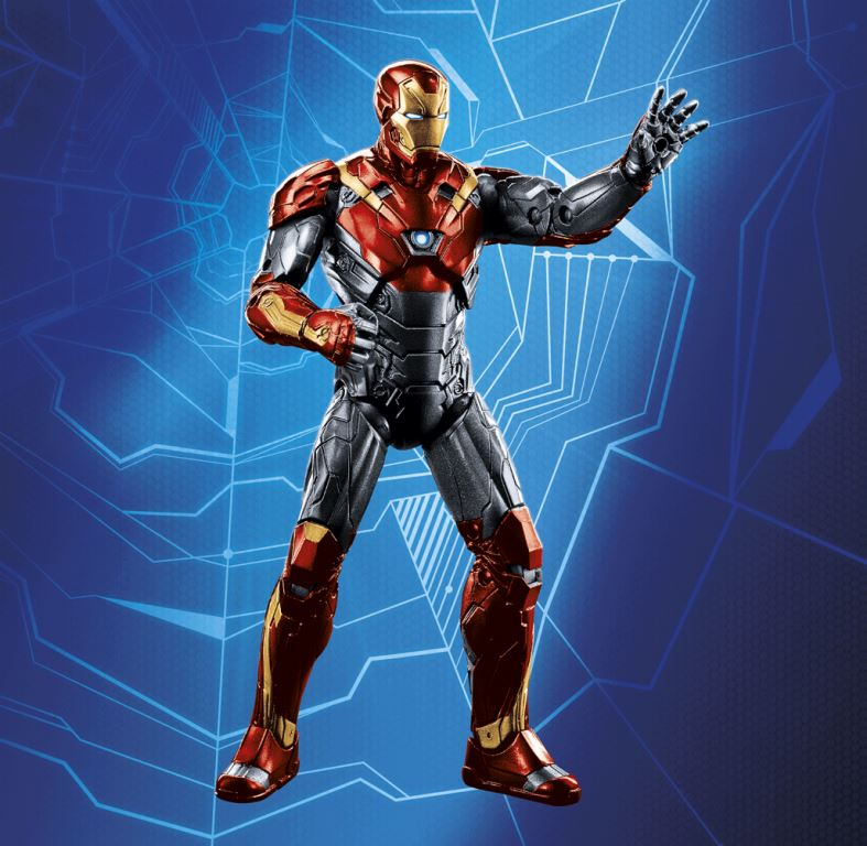 MARVEL LEGENDS SERIES 6-INCH FIGURE MOVIE 2-PACKS (Iron Man)