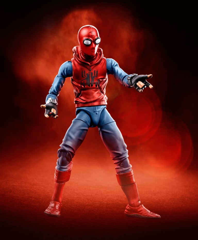 MARVEL SPIDER-MAN HOMECOMING LEGENDS SERIES 6-INCH Figure Assortment (Spider-Man Homemade Suit)