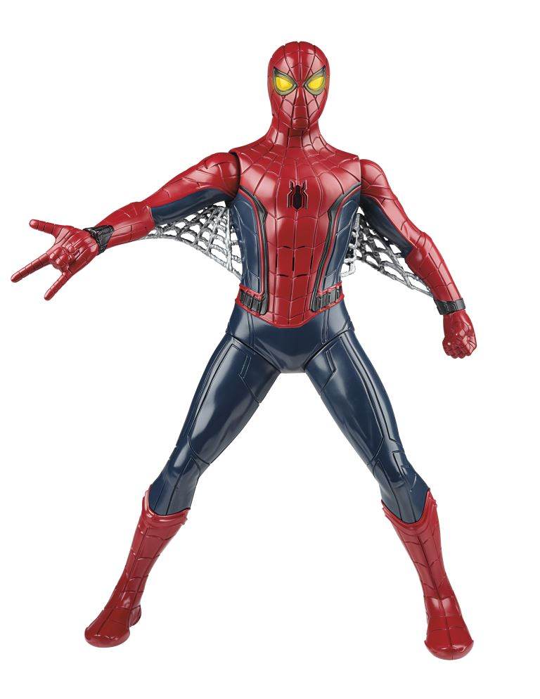 SPIDER-MAN HOMECOMING 15-INCH TECH SUIT SPIDER-MAN Figure (1)