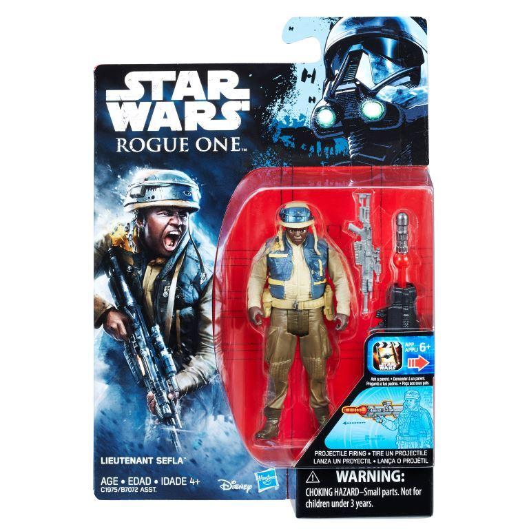 STAR WARS 3.75-INCH FIGURE Assortment (Lieutenant Sefla) - in pkg