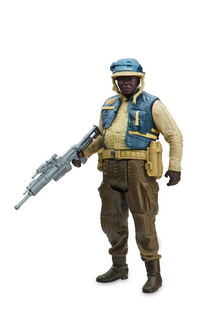 STAR WARS 3.75-INCH FIGURE Assortment (Lieutenant Sefla) - oop