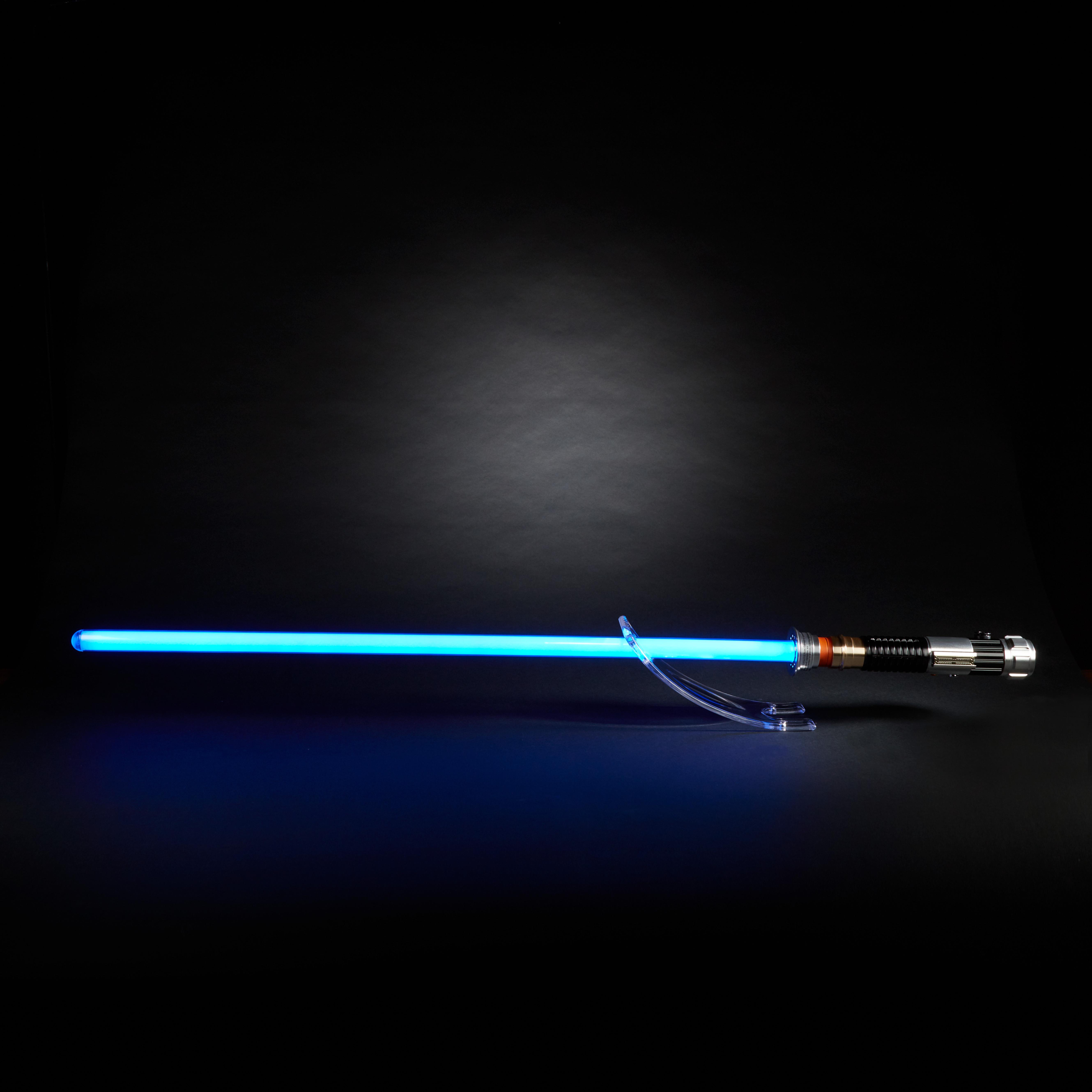 STAR WARS THE BLACK SERIES FORCE FX LIGHTSABER Assortment - Obi-Wan Kenobi (2)