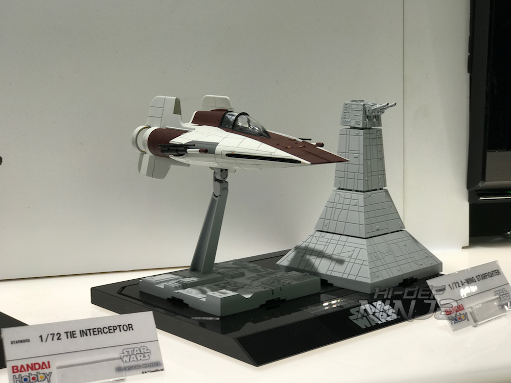 New York Toy Fair 2017 Bandai S Newest Items Are