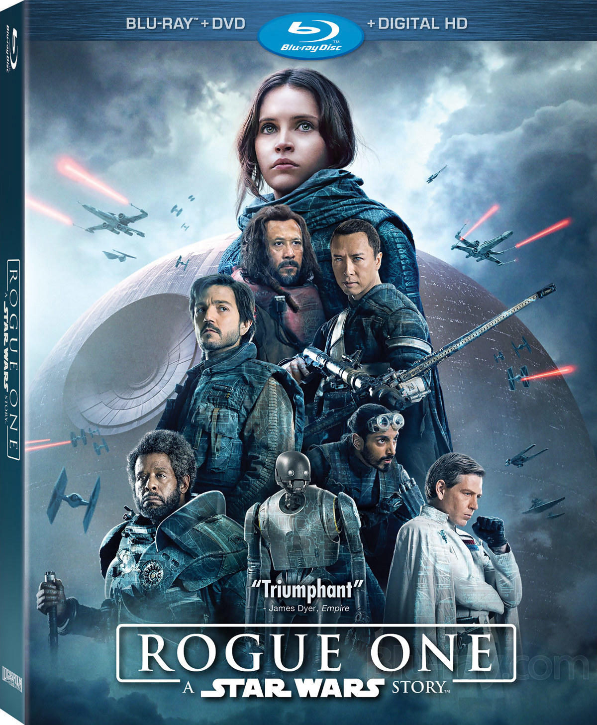 rogue one star wars story cover