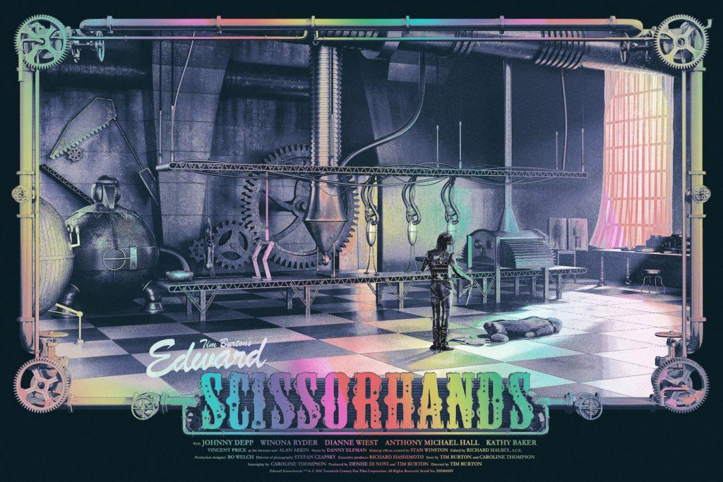 Edward Scissorhands Variant Edition